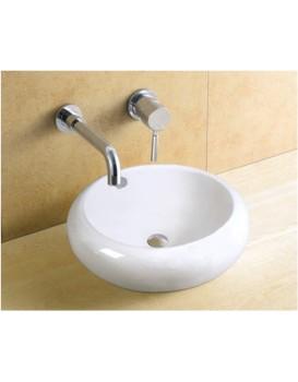 Keramické umyvadlo CARO-CARO 50x50 cm