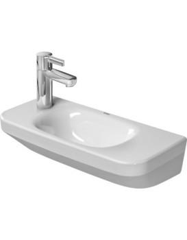 Keramické umyvadlo klasické DURAVIT DURASTYLE 50x22 cm 1 otvor bílé