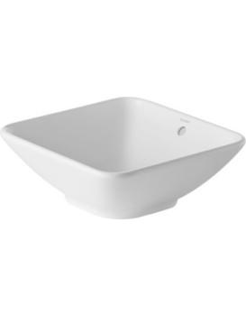 Keramické umyvadlo na desku DURAVIT BACINO 42 cm bílé