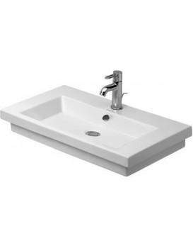 Keramické umyvadlo klasické DURAVIT 2ND FLOOR  70x46 cm bílé 0491700030