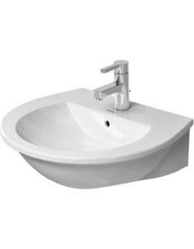 Keramické umyvadlo klasické DURAVIT DARLING NEW 55 cm bílé