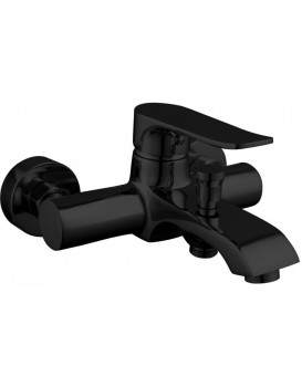 Vanová baterie MEXEN PECOS černá