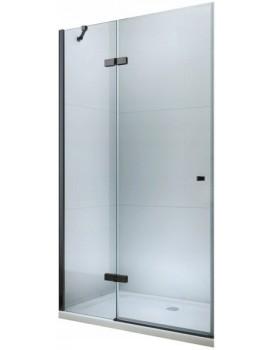 Sprchové dveře Mexen Roma 110 cm Black