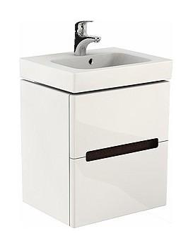 Umyvadlová skříňka KOŁO MODO 49x55x39,5 cm - bílá
