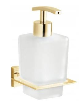 Dávkovač mýdla MEXEN Arno zlatý