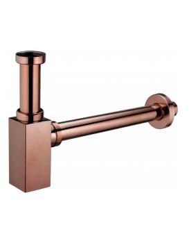 Umyvadlový půlsifon MEXEN 79960-60 růžové zlato