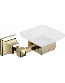 Miska na mýdlo MEXEN DALIA zlatá