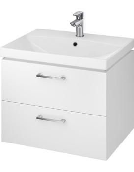 Umyvadlová skříňka s umyvadlem CERSANIT LARA CITY 60
