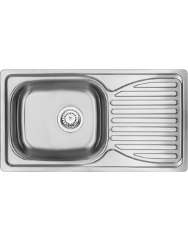 Kuchyňský dřez DEANTE DOPPIO - ZEN 011