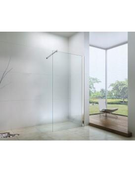 Sprchová zástěna MEXEN WALK-IN 70 cm transparentní