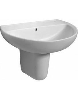 Keramické umyvadlo klasické KOŁO REKORD 50x41 cm bílé K91050000