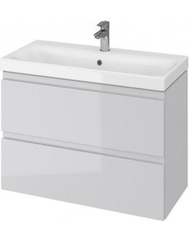 Umyvadlová skříňka CERSANIT MODUO Grace šedá