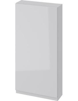 Umyvadlová skříňka CERSANIT MODUO Abbie šedá