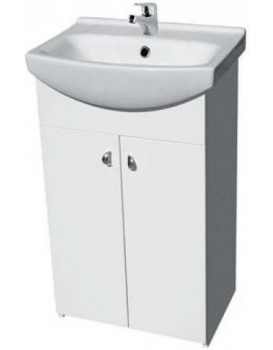 Umyvadlová skříňka + umyvadlo CERSANIT CERSANIA