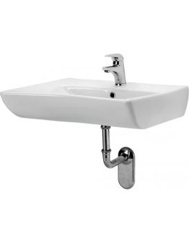 Invalidní umyvadlo Cersanit ETIUDA 66 cm bílé