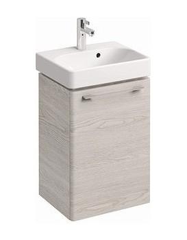 Umyvadlová skříňka KOŁO TRAFFIC 45cm - bělený jasan