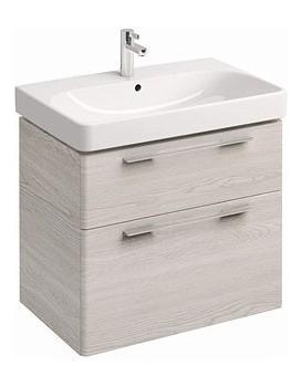 Koupelnová skříňka KOŁO TRAFFIC - bělený jasan