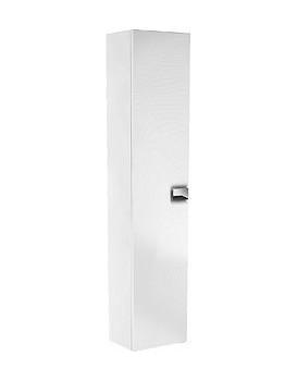 Koupelnová skříňka v bílém provedení KOŁO TWINS