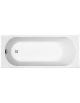 Obdélníková vana KOLO OPAL PLUS 140x70 cm bílá