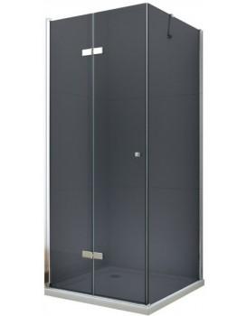 Sprchový kout Mexen Lima Grey 80x80 cm