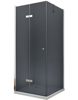 Sprchový kout Mexen Lima Grey 100x90 cm
