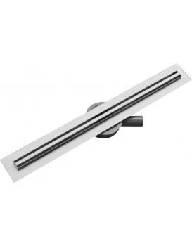 Odtokový žlab Mexen Flat 360 SLIM 80 cm + sifon