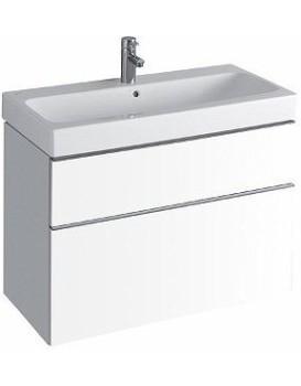 Umyvadlová skříňka KERAMAG ICON Adyno - bílá