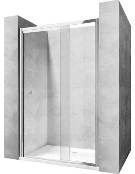 Sprchové dveře Rea Wiktor transparentní