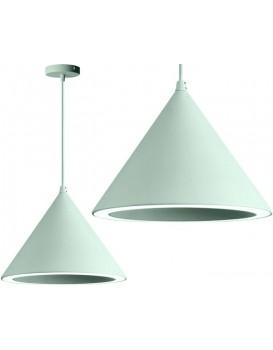 Stropní svítidlo Bello LED mátová