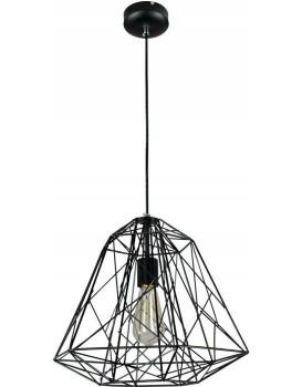 Stropní svítidlo APP217 černé