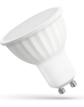 LED žárovka teplá GU10 230V 10W