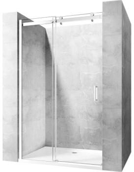 Sprchové dveře Rea Nixon-2 150 transparentní