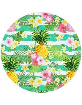 Plážová osuška Ananas 150 cm
