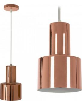 Stropní svítidlo TooLight FLOS růžově zlatá