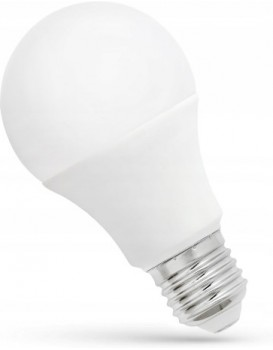 LED žárovka teplá E-27 230V 10W