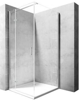 Sprchová kabina Rea Morgan transparentní