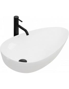 Keramické umyvadlo Rea Greta 65 bílé