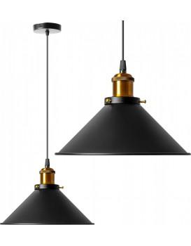 Stropní svítidlo TooLight Porto černá
