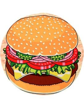 Plážová osuška Hamburger 150 cm