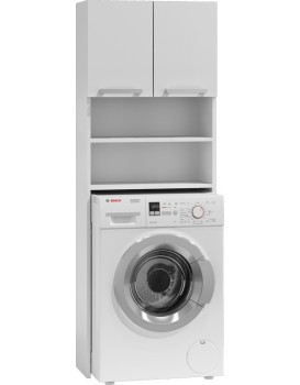 Skříňka na pračku Jana - bílá
