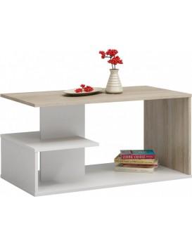 Konferenční stolek DALLAS mix světlý dub