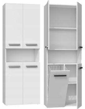 Koupelnová skříňka ARDIA 3 bílá
