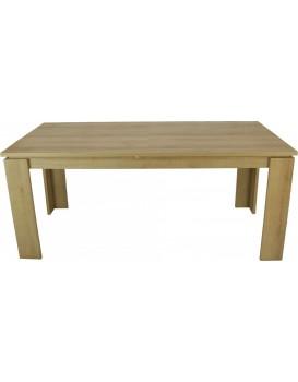 Rozkládací stůl Bella 180 cm hnědý