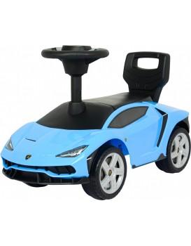 Dětské odrážedlo Lamborghini modré