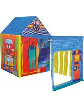 Domek pro děti AUTODÍLNA