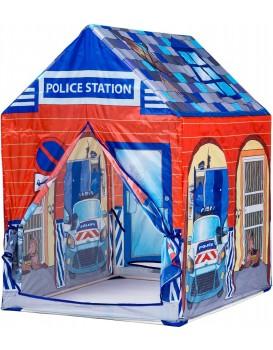 Dětský stan Policejní stanice EcoToys