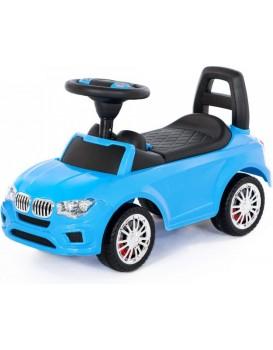 Dětské odrážedlo SuperCar Race modré