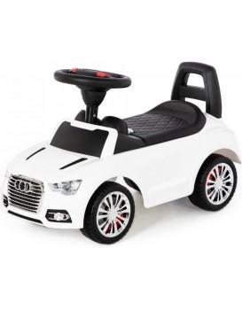 Dětské odrážedlo SuperCar Sport bílé