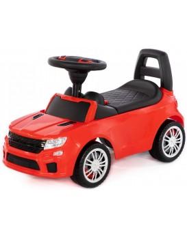 Dětské odrážedlo SuperCar II červené