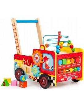 Edukační hasičské auto ECOTOYS